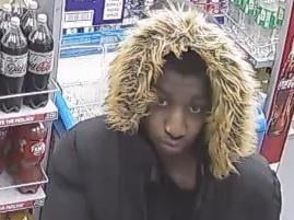 Police want to speak to this man in connection with the sexual assault of a girl in Bradford.