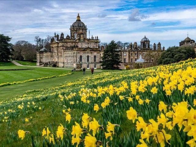 Castle Howard, Yorkshire
