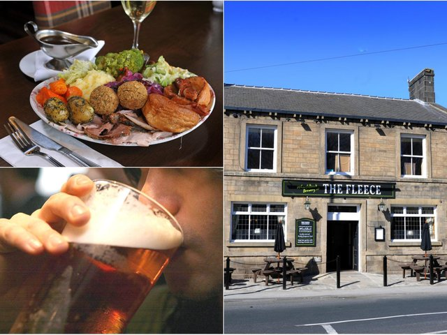 Here are 10 of the best Leeds pubs now open for food