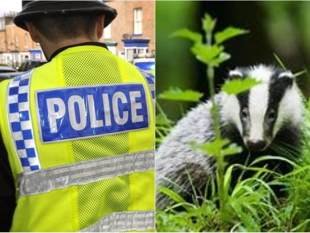 photos: Police stock image / cc. West Yorkshire Police