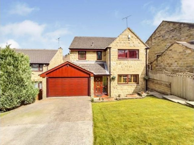 This stunning family home is on the market in Leeds.