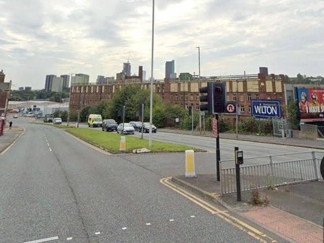 Scott Hall Road, Leeds (photo: Google)