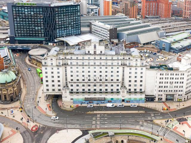 Queens Hotel - Leeds