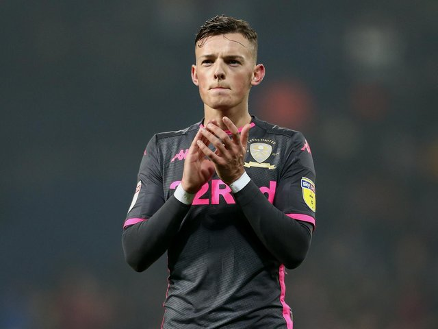 Former Leeds United loanee Ben White. Pic: Getty