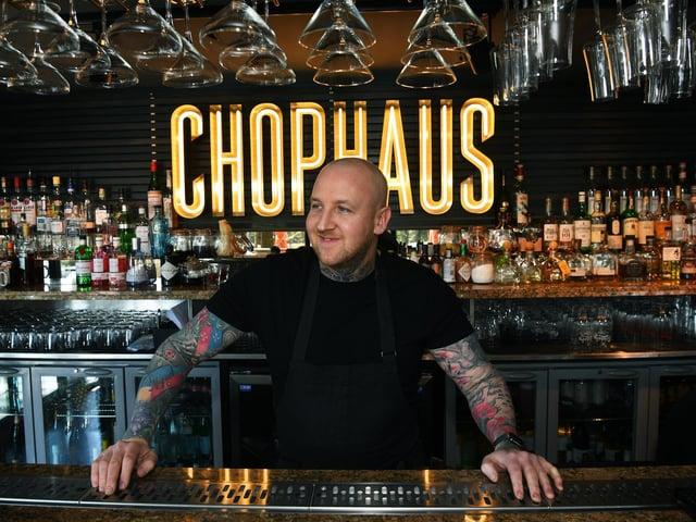Chef Lee Murdoch