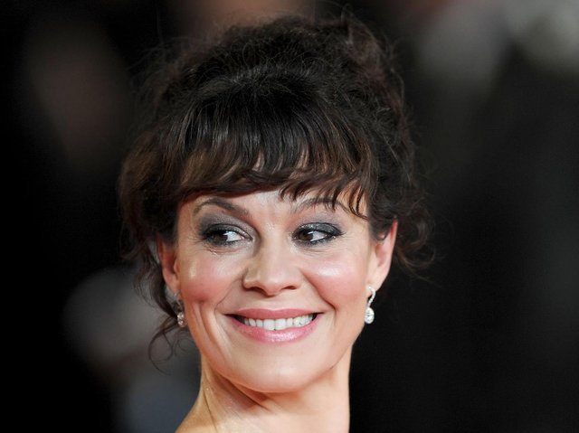 'Beautiful and mighty' Helen McCrory dies aged 52 PA