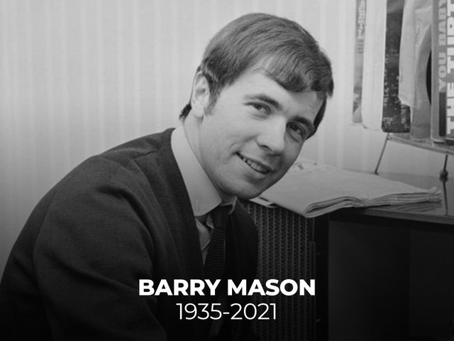 Leeds United paid tribute to Barry Mason. Photo: Leeds United
