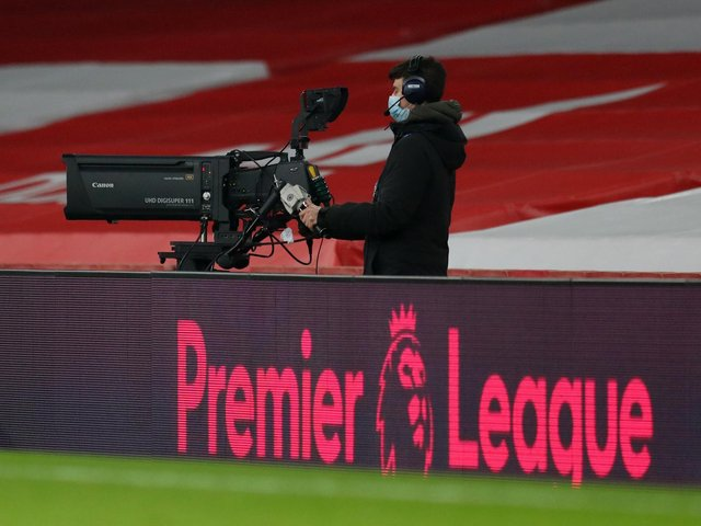 RESPONSE: From the Premier League. Photo by Catherine Ivill/Getty Images.