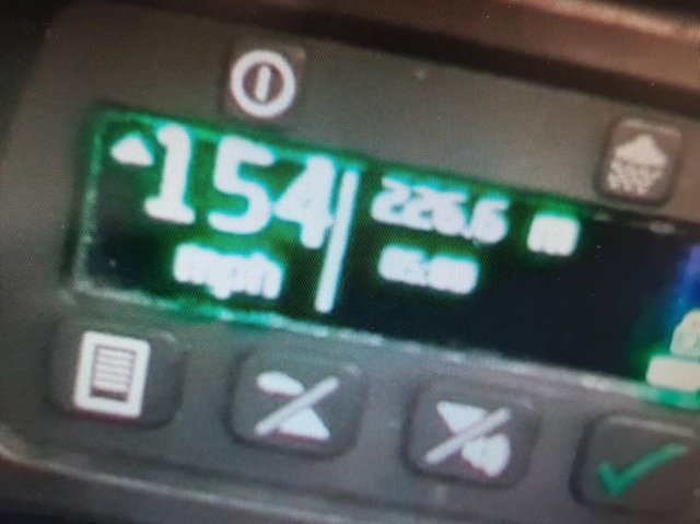 Outrage as driver clocked speeding at 154mph on M62 by police  cc HumberbeatRoads
