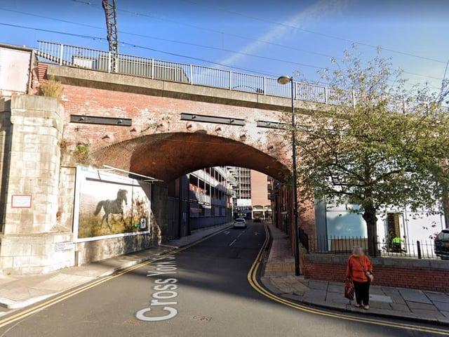 Cross York Street (photo: Google).