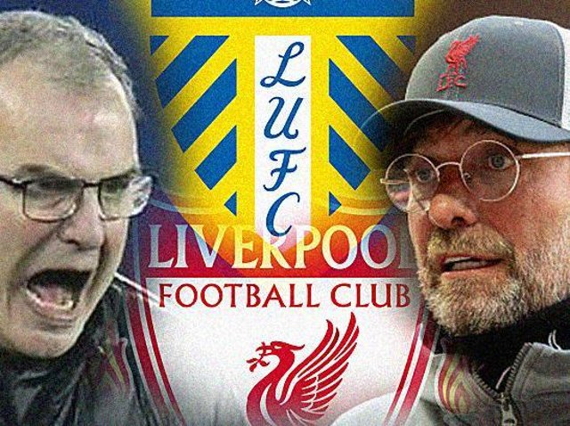 Leeds United host Liverpool at Elland Road in the Premier League on Monday night.