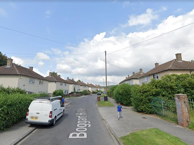 Boggart Hill Road (photo: Google).
