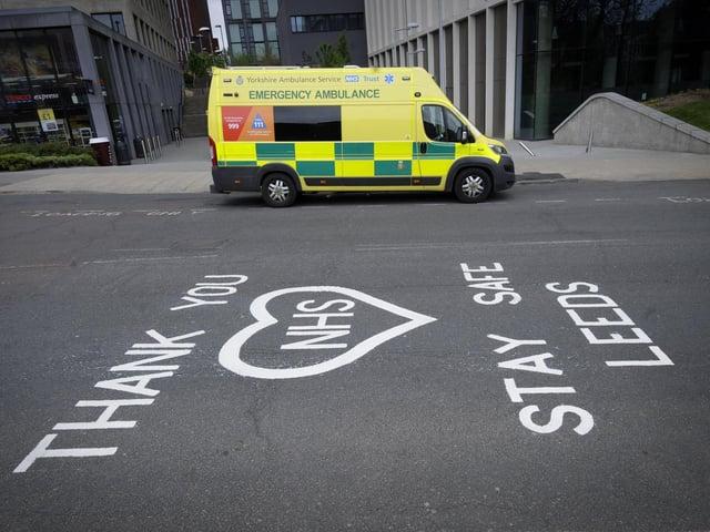 Leeds hospitals recorded no further coronavirus deaths today