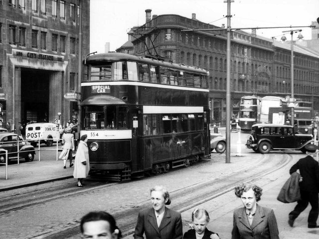 Enjoy these photo memories of Leeds trams in the 1950s. PICS: National Tramway Museum