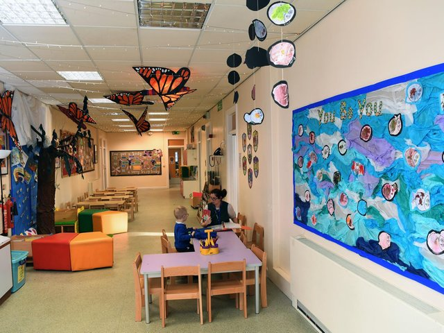 Sharp Lane Primary at Middleton has seen its popularity increase due to a change in headteacher and leadership.