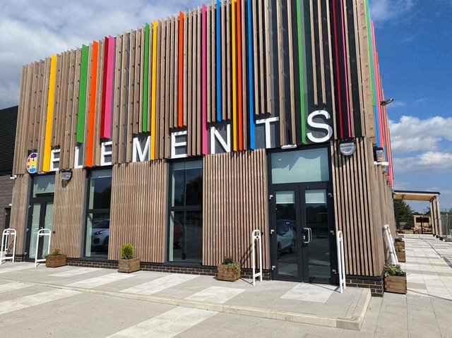 Elements Primary School at Middleton.
