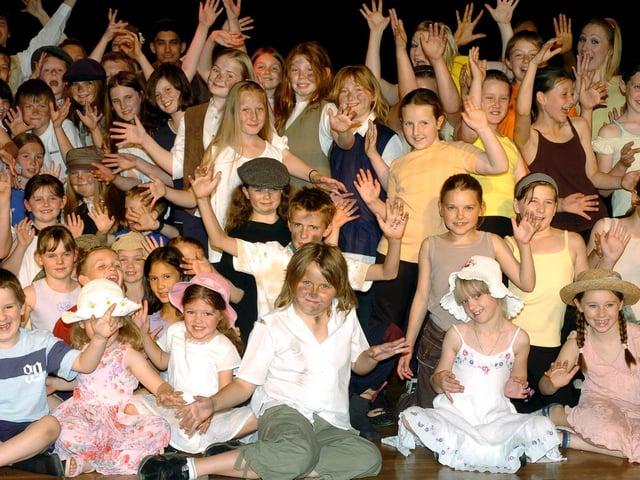 Enjoy these photo memories from around Garforth in 2006.