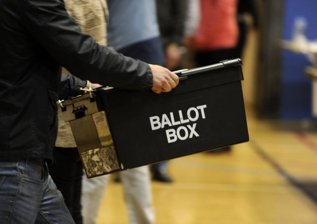 The election for the West Yorkshire Mayor will take place next month.