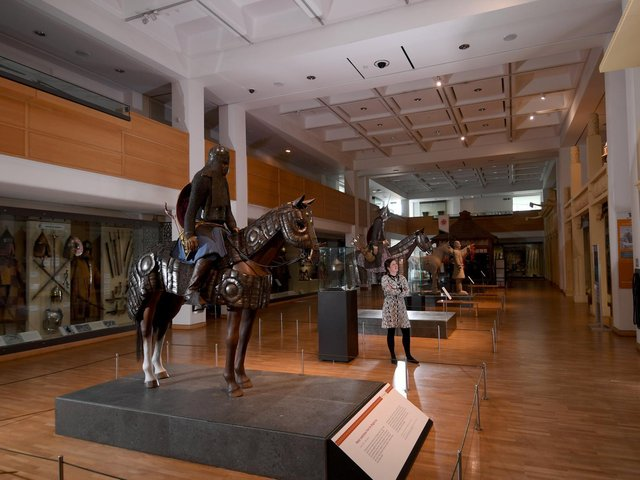 The Royal Armouries will celebrate its 25th anniversary this year (photo: Simon Hulme)