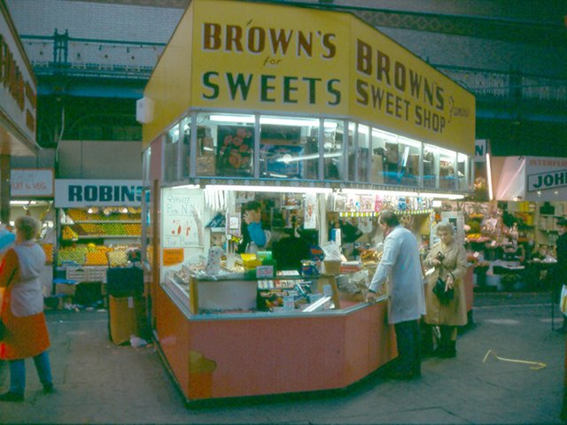 Enjoy these photo memories of sweet shops from down the decades. PIC: Michael Barber