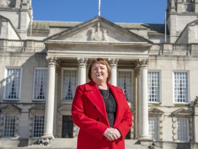 Coun Debra Coupar is the deputy leader of Leeds City Council.