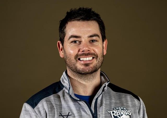 CHALLENGE: Leeds Rhinos Netball head coach Dan Ryan.  Picture: Tony Johnson.