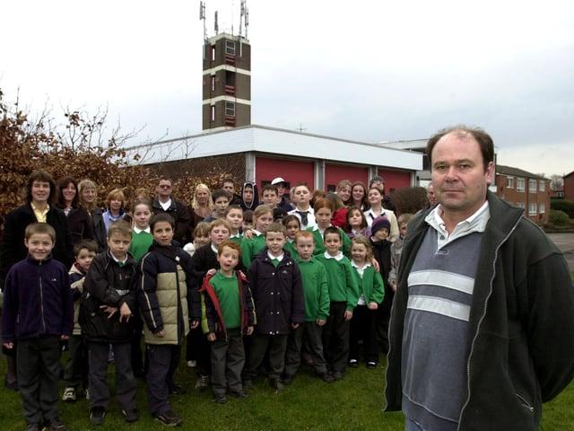 Enjoy these photo memories of Rothwell in 2003. PIC: Jonathan Gawthorpe