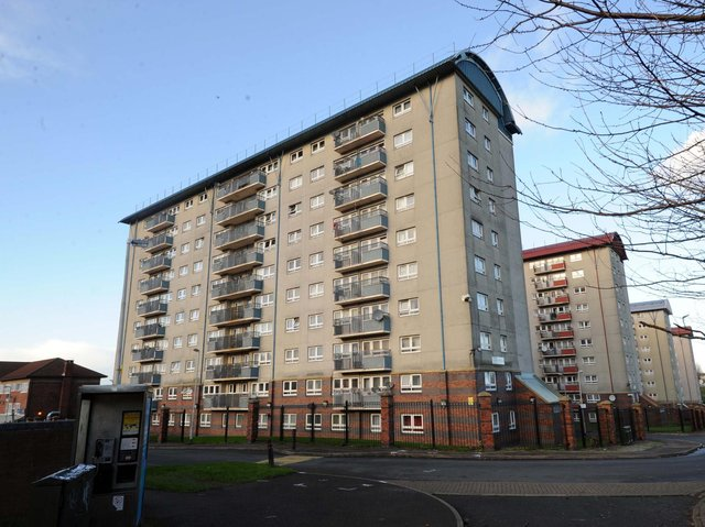 West Yorkshire Police obtained a partial closure order in thirteen Lincoln Green tower blocks. (Photo illustrative)
