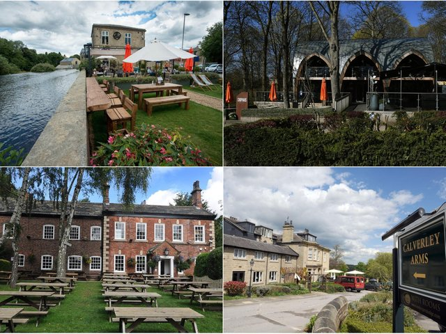 Here are 13 of the best outdoor areas to drink and dine in across Leeds.