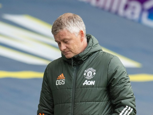 PROUD MANAGER - Ole Gunnar Solskjær was delighted that his side showed their fitness levels in the 0-0 draw at Leeds United. Pic: Tony Johnson
