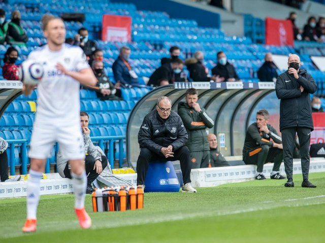 GOOD TIMES - Leeds United head coach Marcelo Bielsa and owner Andrea Radrizzani are giving Whites supporters a good time of it at Elland Road. Pic: Tony Johnson