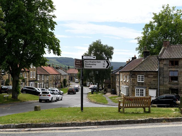 Osmotherley, North Yorkshire
