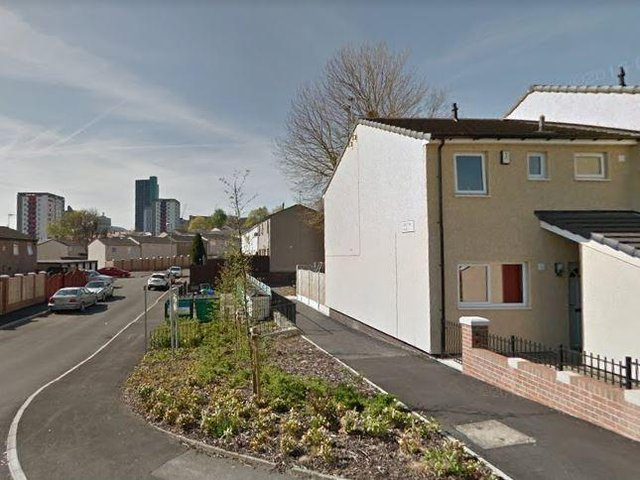 Carlton View, Little London, where the incident took place (Photo: Google)