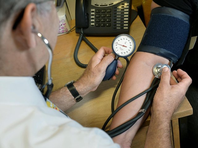 Labour is calling for an NHS rescue plan to prioritise patient care (Photo: PA Wire/Anthony Devlin)