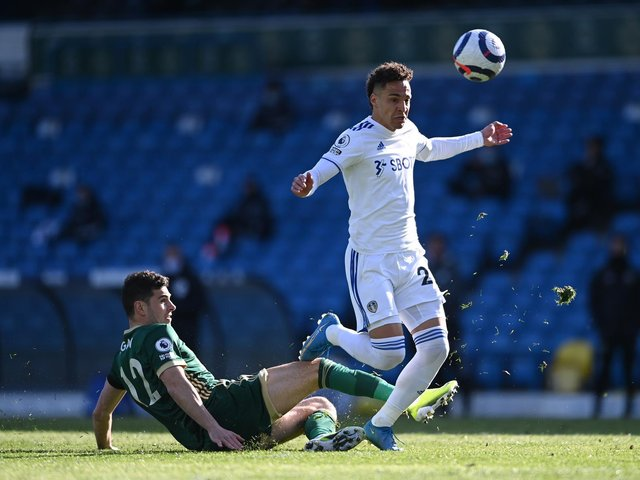 EURO HOPES - Rodrigo is one of several Leeds United players harbouring hopes of featuring for their country at this summer's European Championships. Pic: Getty