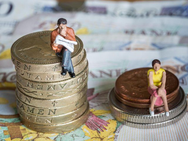 Women now face an even bigger challenge to narrow gender divide. Pic: Shutterstock