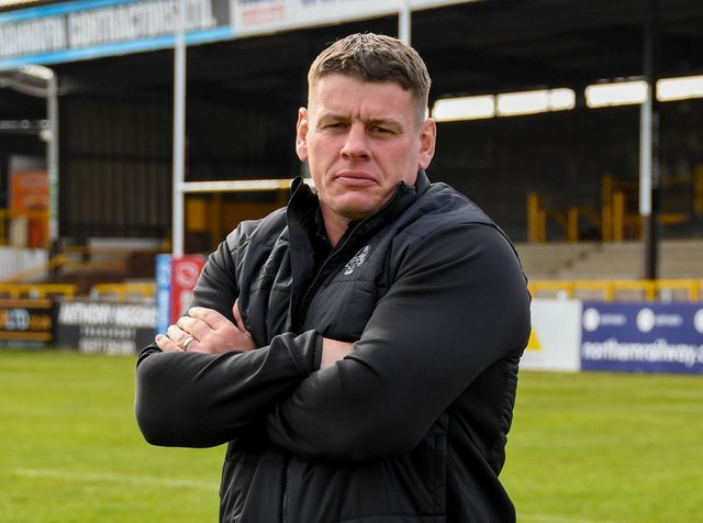 Lee Radford will become coach of Tigers from the end of this season. Picture by Melanie Allatt Photography/Castleford Tigers.