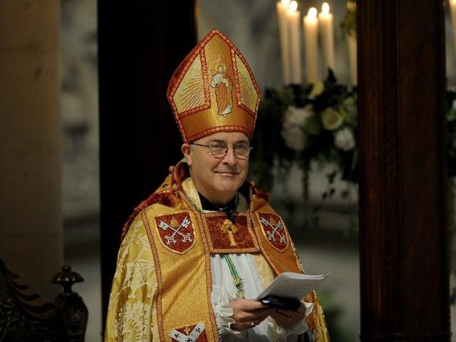 Archbishop of York Stephen Cottrell