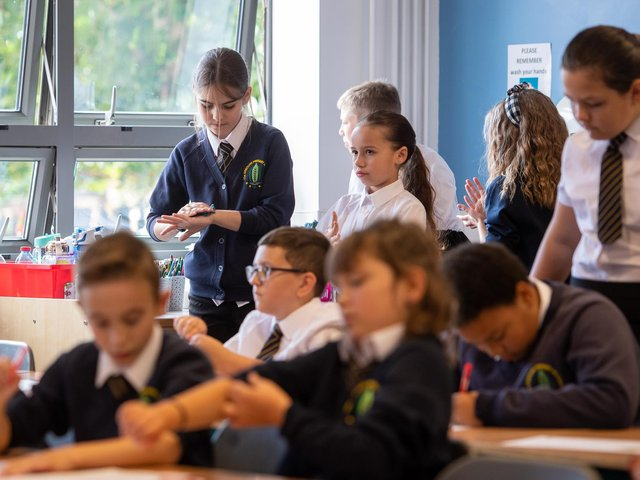 Leeds Headteacher Says Ministers Should Should Pause Primary School Tests To Give Children Time To Catch Up Yorkshire Evening Post