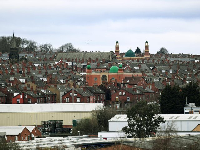 Beeston saw a 30.1 per cent increase in house prices.
