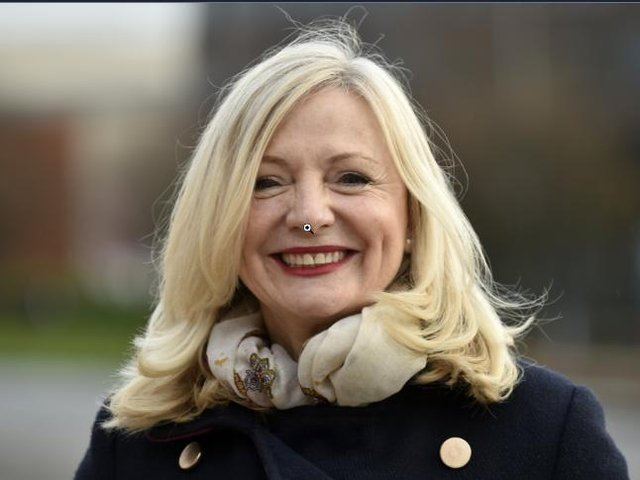 Tracy Brabin is standing in the West Yorkshire Mayoral Elections.