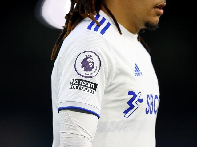 NO ROOM - Football is taking a stand against racism and abuse on social media platforms this weekend by boycotting them. Leeds United's own accounts will fall silent for almost four days. Pic: Getty