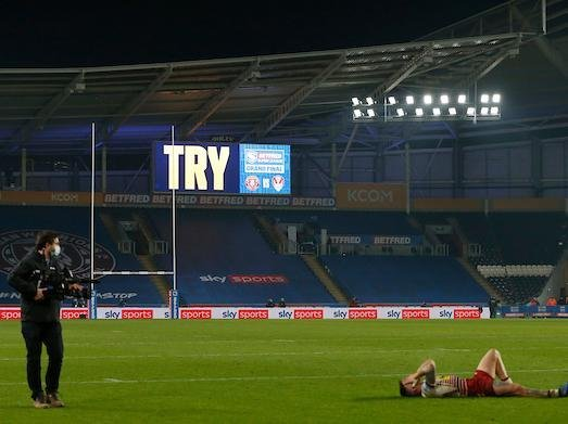 Video refs could be in action at every game next year as part of the new Sky TV deal. Picture by Ed Sykes/SWpix.com.