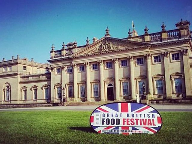Harewood House has announced it will host the Great British Food Festival next month