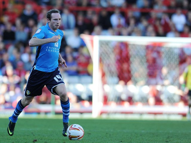 Enjoy these photo memories of Aidy White in action for Leeds United. PIC: