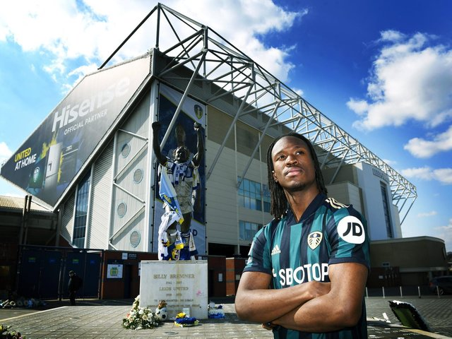 Leeds rapper Graft, who played for Leeds United Academy, has experienced racism on the pitch during his career
