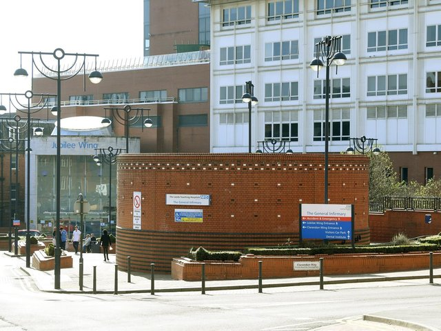 A new Covid death has been recorded by Leeds Hospitals for the first time since April 16.