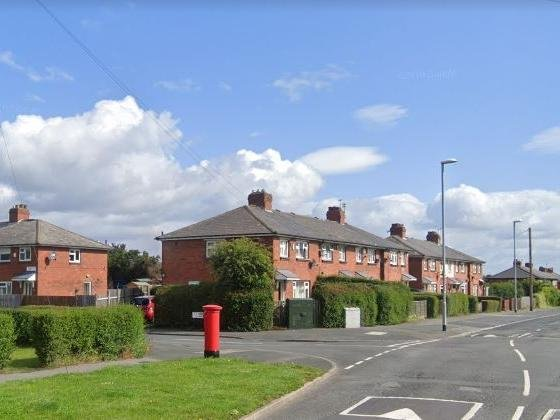 Throstle Road, Middleton (Photo: Google)