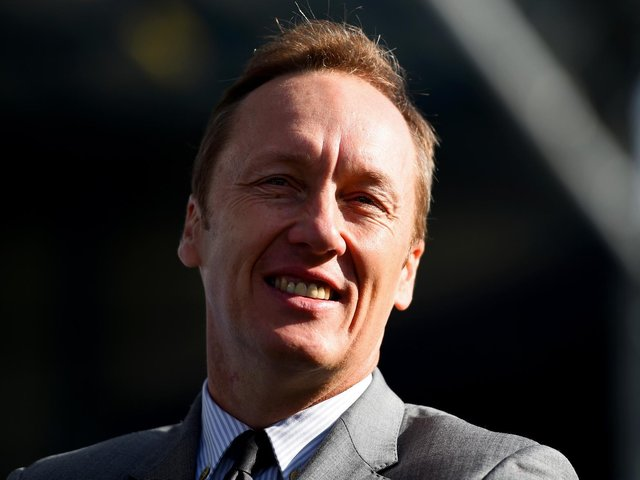 PRAISE: For Leeds United's famous Elland Road home from former Arsenal and England right back Lee Dixon, above. Photo by Paul Gilham/Getty Images.