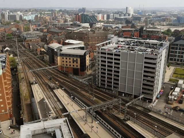 Leeds News Live: Trains from Leeds station severely delayed after derailment